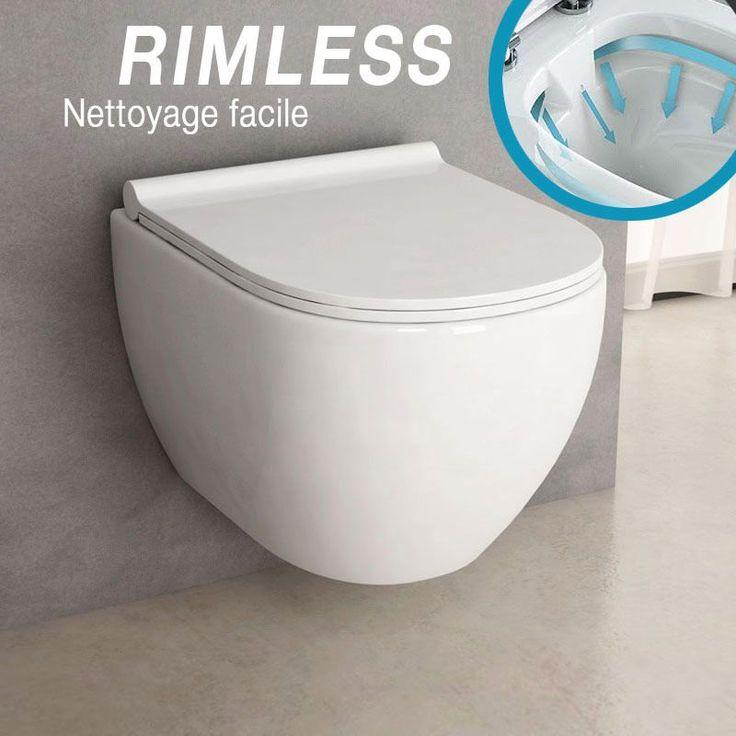 25 best ideas about wc suspendu on pinterest deco wc - Wc suspendu compact ...