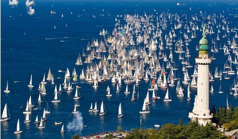 Gruppo Feltrinelli e Barcolana ancora insieme per raccontare il mare e la vela