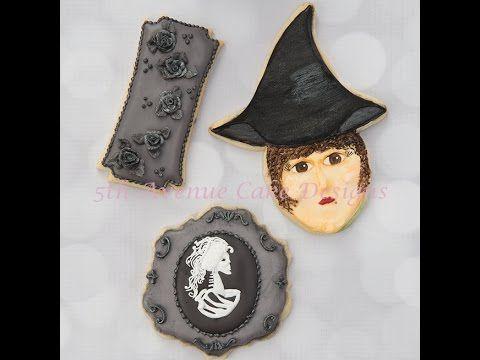 Halloween Cookie Platter ~ Bobbie Noto