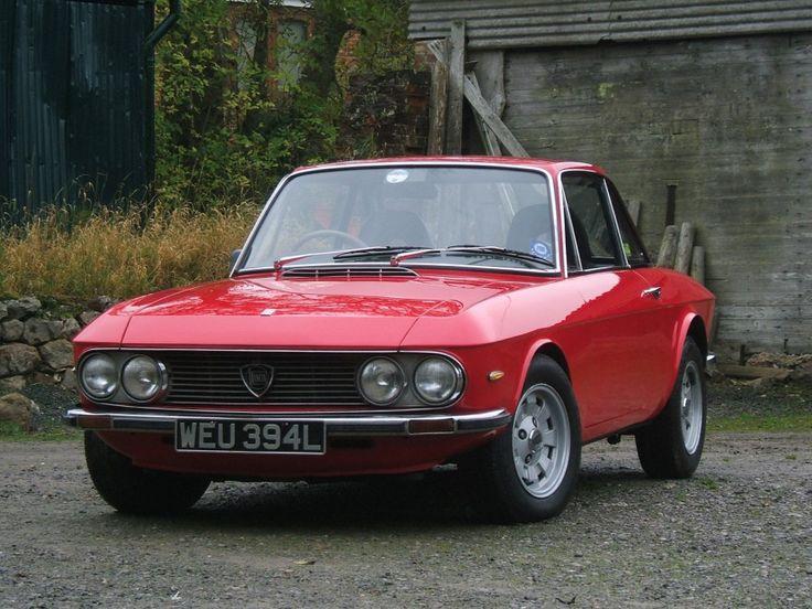 1970 Lancia Fulvia 1600HF Coupe