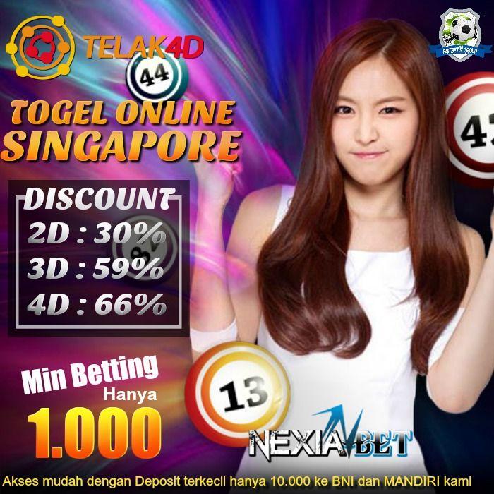 Pin Di Togel Online Tebakbola99