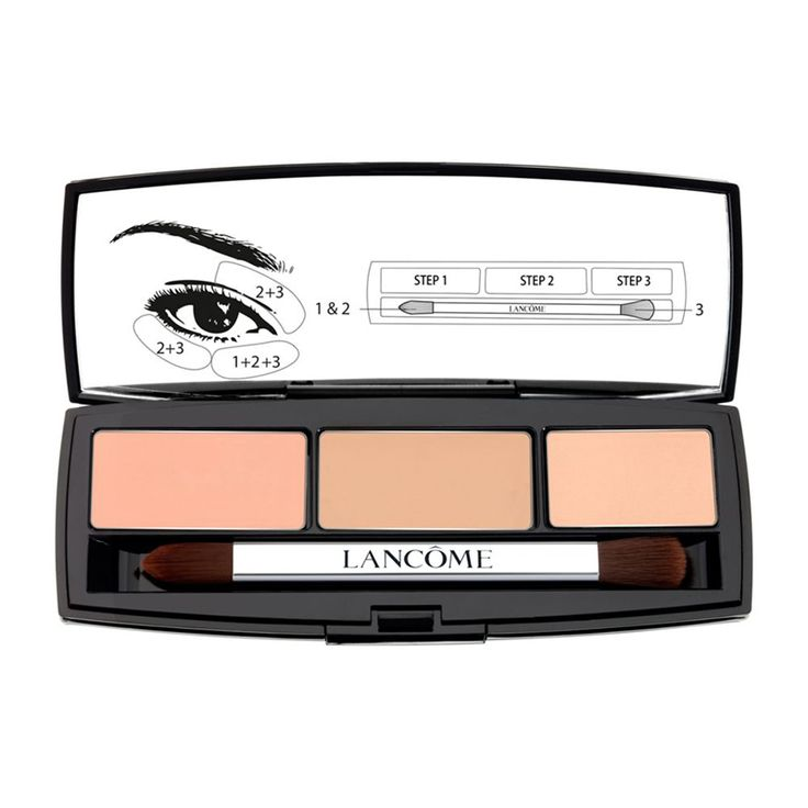 These Concealer Palettes Are Guaranteed to Hide All of Your Skin's Secrets - Lancôme Le Corrector Pro Concealer Kit from InStyle.com