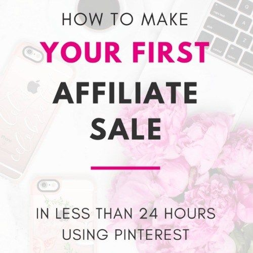 how to make money using afiliates