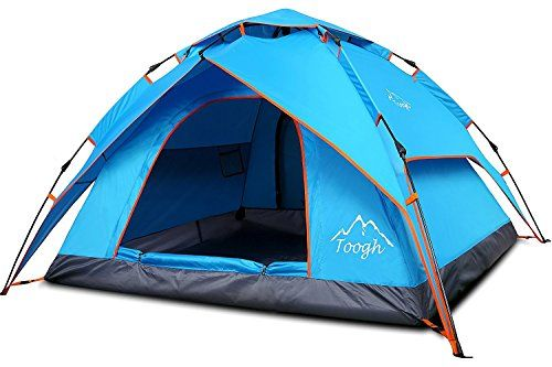 2 3 Person Camping Tent Toogh 4 Season Backpacking Tent