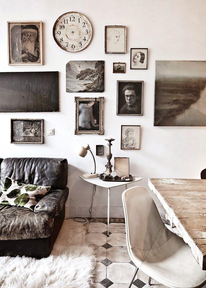 Muriel Bardinet's house  in Brussels