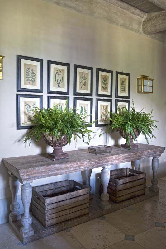 Vicky's Home: Una casa de estilo provenzal en la Toscana / A Provencal style home in Tuscany:
