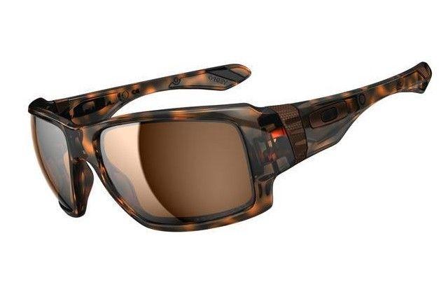 Oakley Big Taco Brown Tortoise Brownz Polarized Glasses  $36.75 http://www.bigbootshotsale.com/