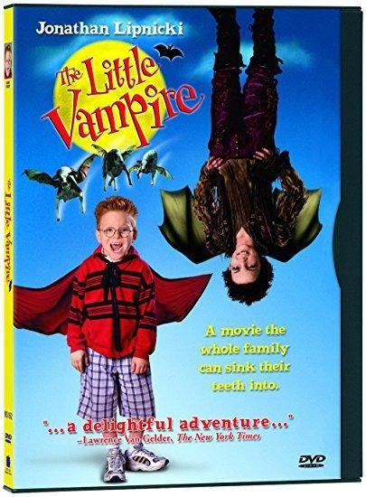 The Little Vampire Jonathan Lipnicki, Richard E. Grant, Jim Carter, Alice Krige, Pamela Gidley, Tommy Hinkley, Anna Popplewell, Dean Cook, Rollo Weeks, John Wood