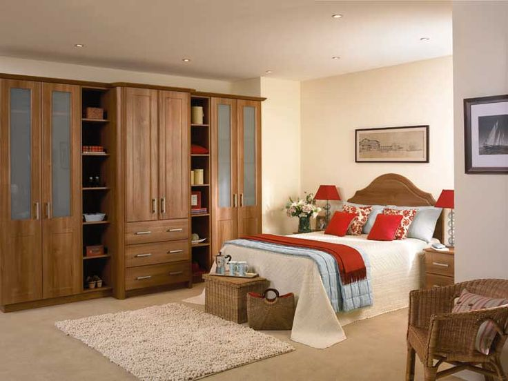 Modular #wardrobes for cozy #bedrooms  See more: http://modular-kitchens.com/wardrobes.html Call now: +91 984 502 8773