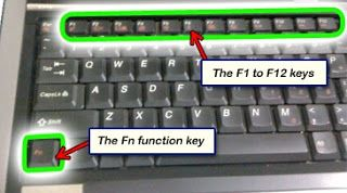 "A half-witted explanation of the Fn key from a self-appointed ""expert"" -- #computers #laptop #keyboard #function"