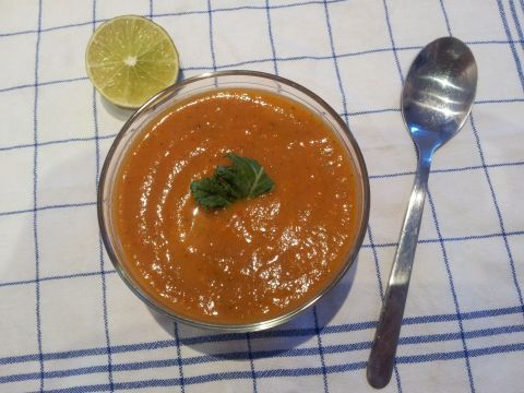 Supa crema de legume - delicioasa! | Dieta Dukan