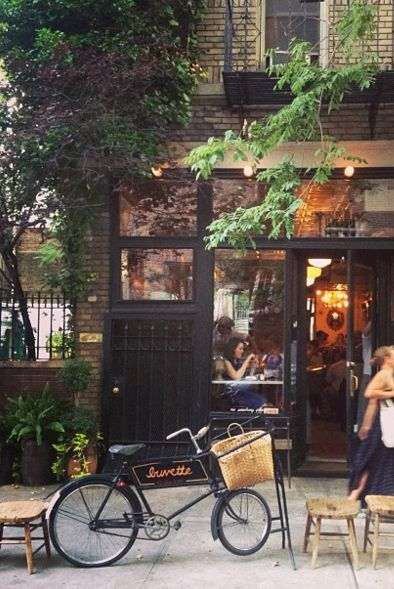 West village life | Buvette NYC