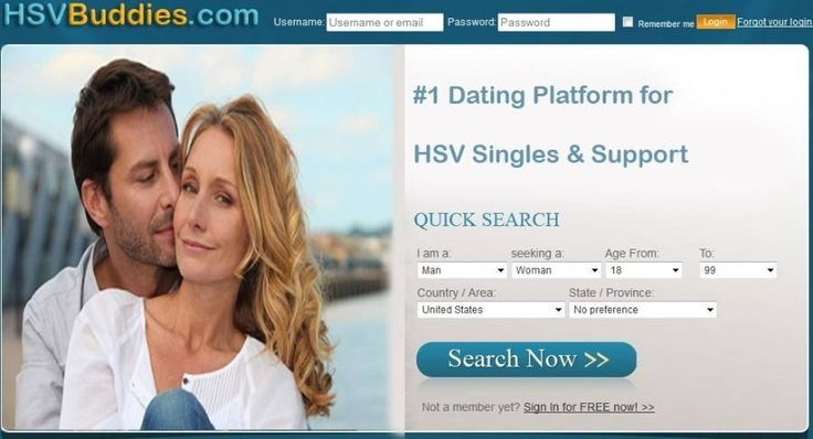 Dating-sites mit herpes