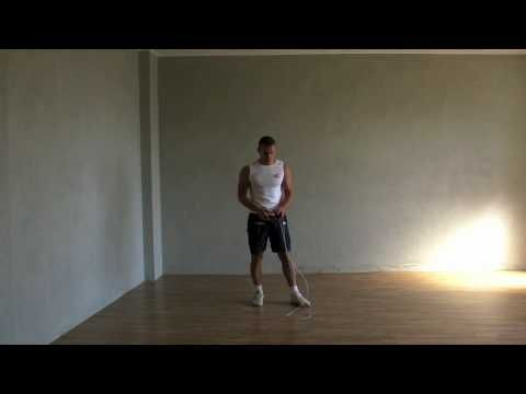 Come imparare a saltare la corda - Principiante - Parte 1