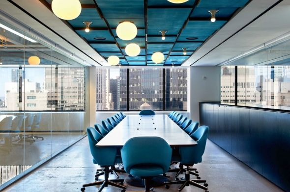 Oficinas de McCann-Erickson en Nueva York