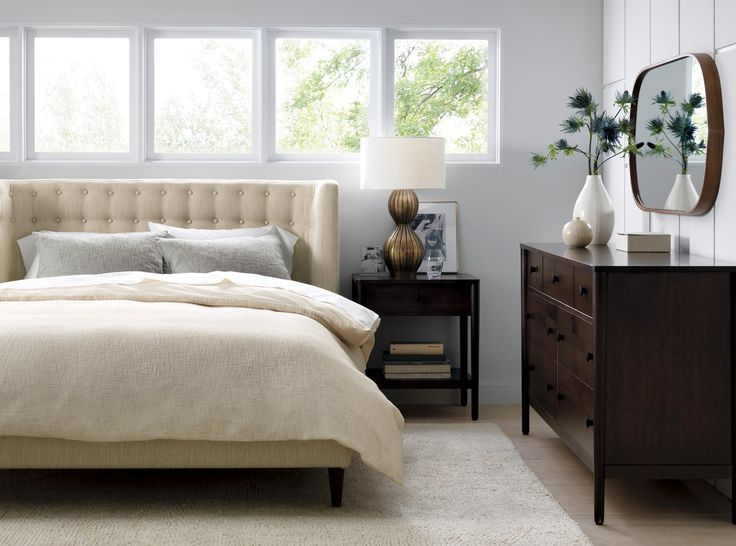 This Distinctive Bedroom Collection Represents Classic Design At Its Best.  Curving A Graceful, Sheltering Part 71