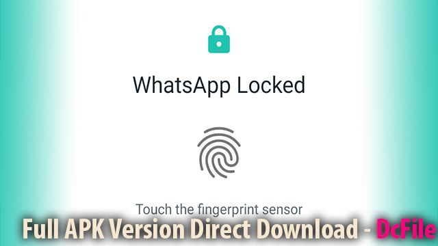 Whatsapp Apk Download In Apk Pure Userexperience Biometric