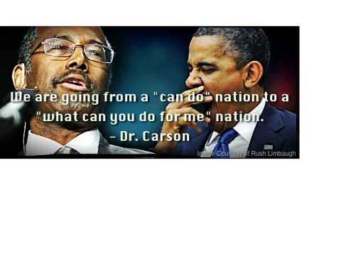 America would be better off with an honest, decent and honorable Dr. Carson as President obama