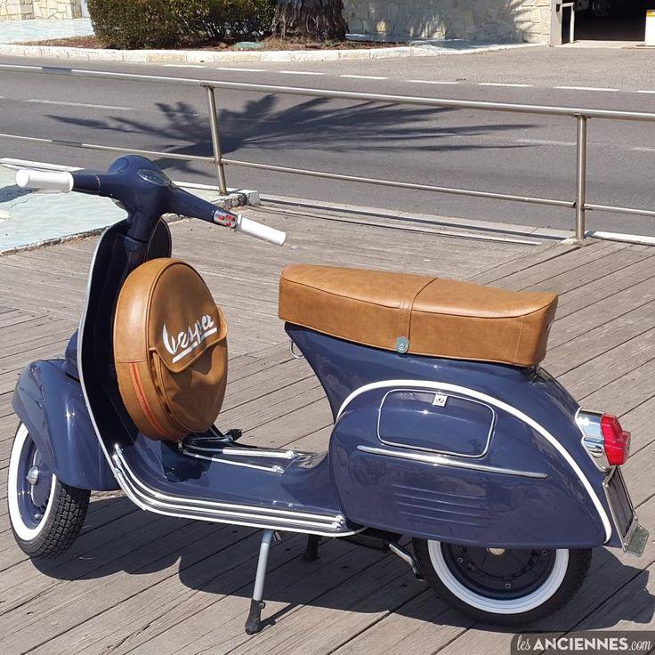 Ventes Moto - VESPA 125 SUPER - 1965 - les annonces Les ANCIENNES com - ANCIENNES.NET