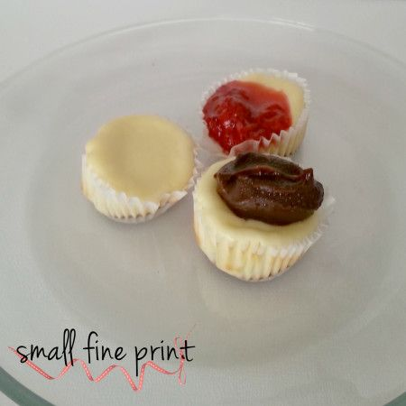 how to make mimicheese cake