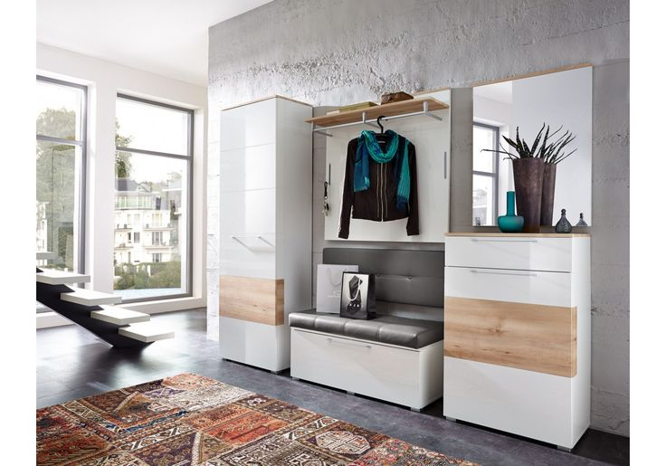 25 best ideas about garderobe weiss on pinterest regal weiss regale and diy regal. Black Bedroom Furniture Sets. Home Design Ideas
