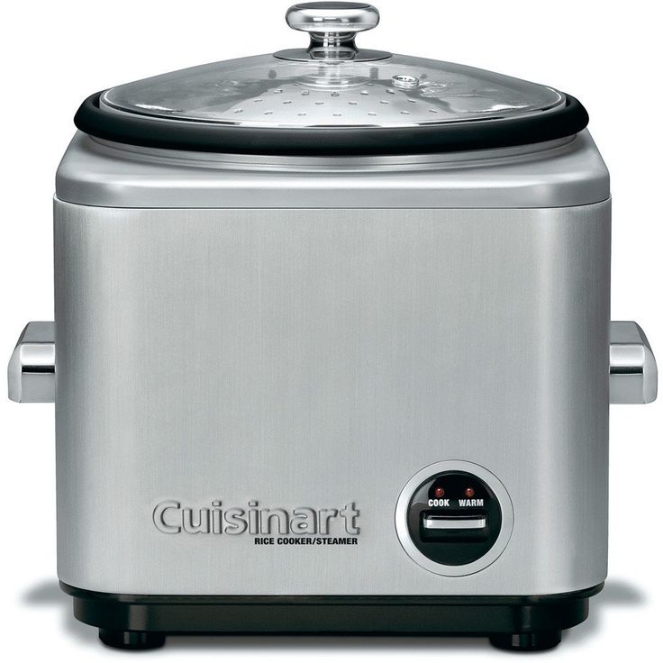Cuisinart Rice Cooker Review - We Compare the Top 3 Cuisinart Rice Cookers for all you loyal Cuisinart fans. Which one is right for you?
