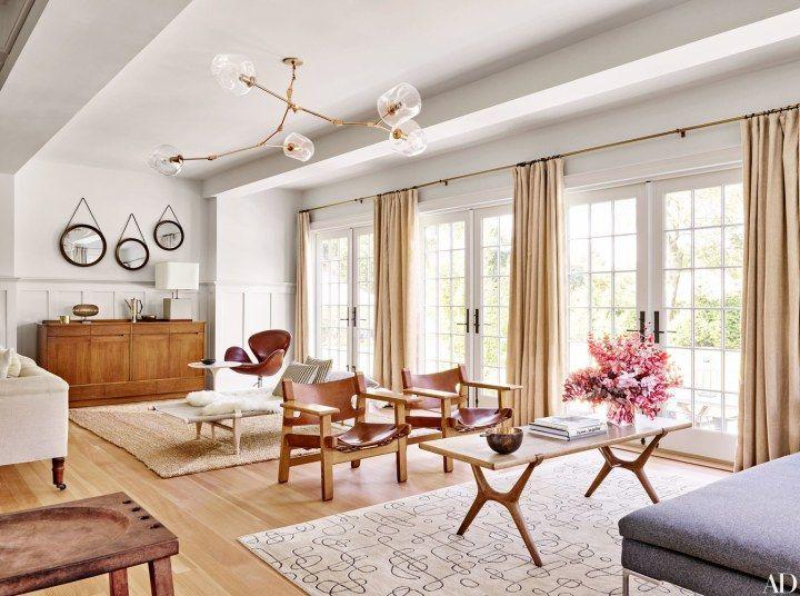 Diseo Dans En Una Casa East Hampton New York Shingle Style HomesOpen Living RoomsRoom