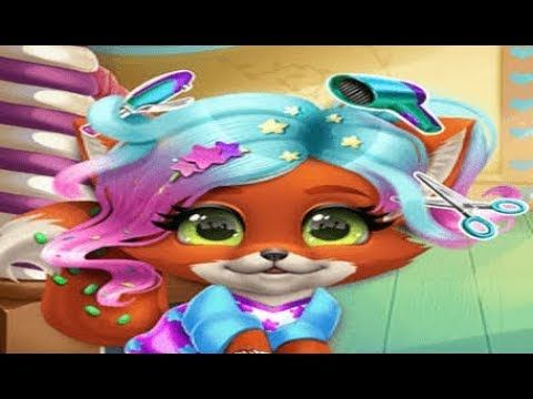Vixy's Sweet Real Haircuts best android games - Hair Salon Online free games Haircuts bronzer