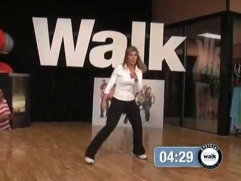 1 Mile Brisk: Fast 15 Min Walk | Fitness Videos - YouTube