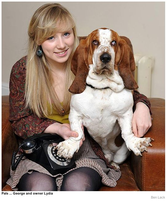 Unlikely Canine Hero of the Day: Choking Dog Saves His Own Life By Dialing Police Hotline