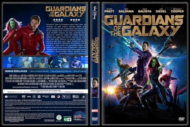 Galaksinin Koruyucuları – Guardians of the Galaxy 2014 | - evdenevefirmalar.net - IZLEME LINKI : http://www.evdenevefirmalar.net/video_g/210-galaksinin-koruyuculari-guardians-of-the-galaxy-2014.html Kendisine Star-Lord lakabını takan maceracı Peter Quill, esrarengiz bir küreyi çalınca güçlü, hırslı ve ihtiraslı bir kötü adam olan Ronan'la başı derde girer.