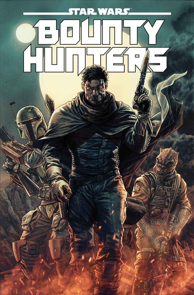 Star Wars Bounty Hunters #2 2020 Marvel Comics First Print Bermejo Cover