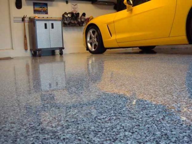 Floor Paint For Concrete B Amp