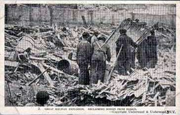 (Halifax explosion)