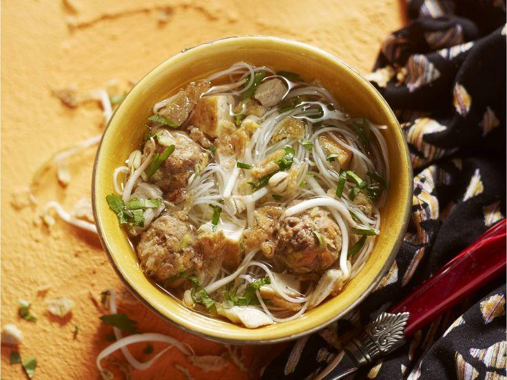 Bakso soep