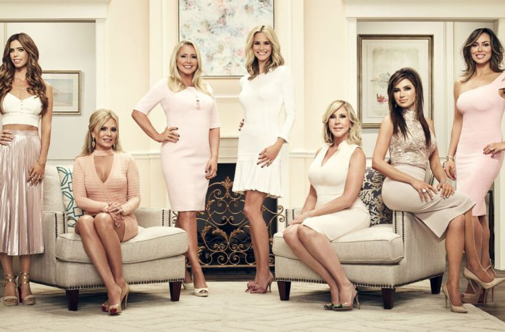 'Real Housewives of Orange County' season 12 taglines: 'Go big or go home'