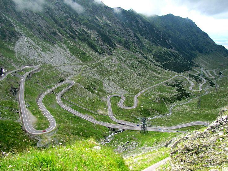 Transfagarasan, amazing view #Romania #travel