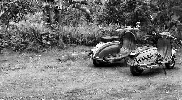 *hmm TV series #lambretta