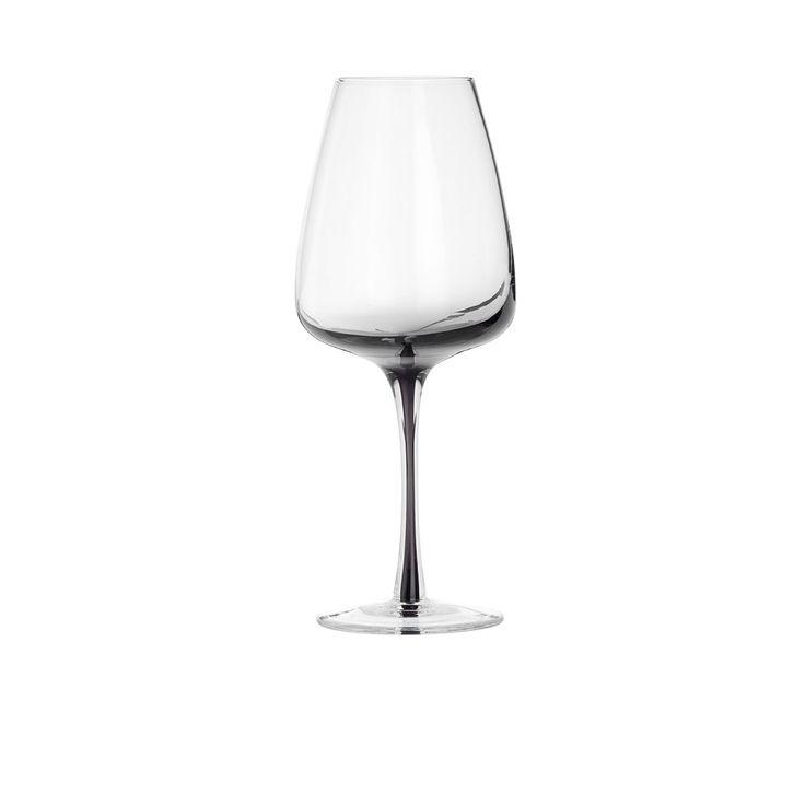 Hvidvinsglas - Smoke Glas - Broste Copenhagen