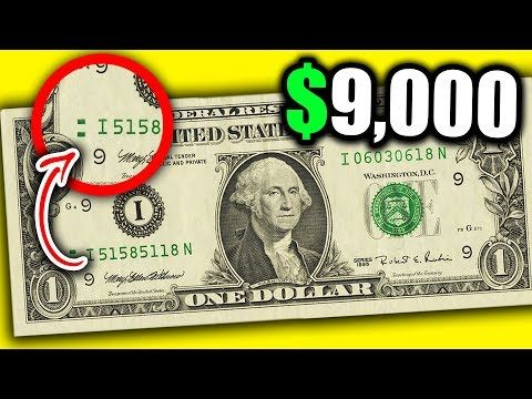 WHY THIS $9,000 DOLLAR BILL IS WORTH A LOT OF MONE…