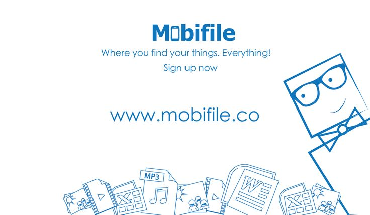 We just opened our registration to become a Mobifile beta tester. I'd be happy if you entered our website www.mobifile.co watch the movie, sign up, and tell to your friends and loved ones. :)