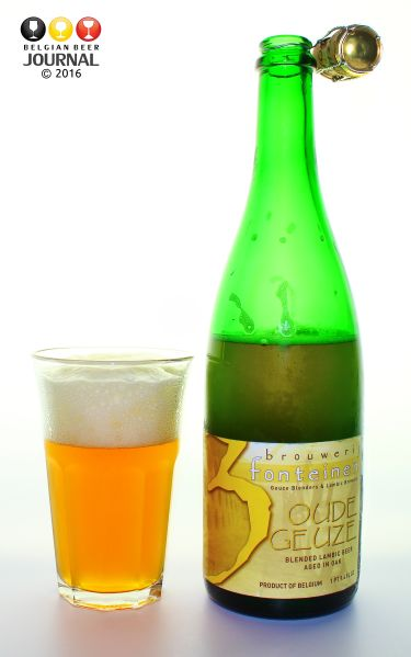 3 FONTEINEN'S OUDE GEUZE is our fifth BrewView for our LAMBIC, SOUR AND WILD ALE MONTH that carried over into March from February 2016. We've read a lot about Armand Debelder and his wo…