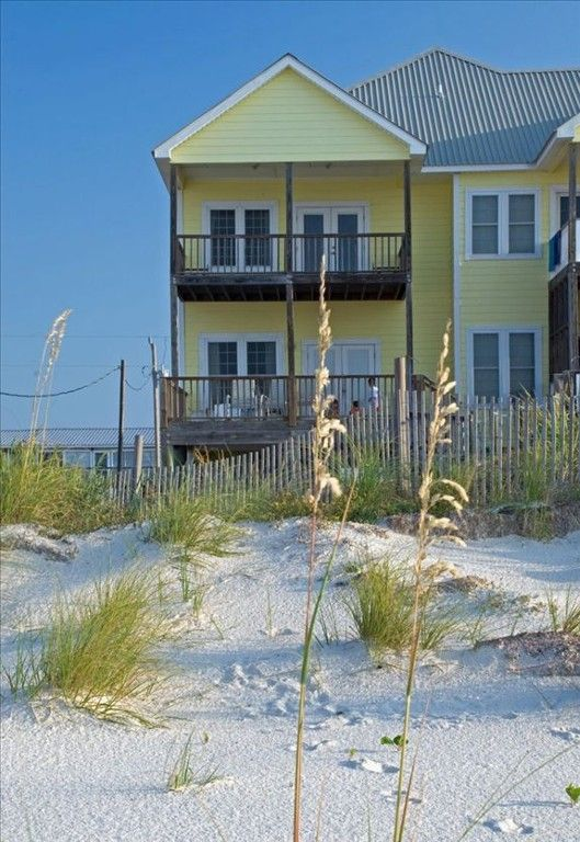 Endurance Beach House Gulf Shores Part - 20: Homes, Single Family Vacation Rental - VRBO 51586 - 6 BR Gulf Shores West  House