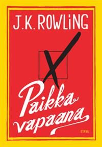 Paikka vapaana - J.K. Rowling
