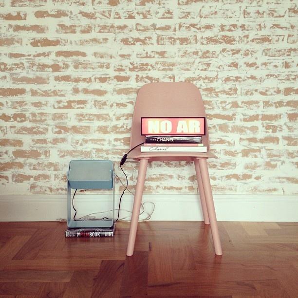 #muuto #nerd #chair #rose @Tempo Berlin Shop.com