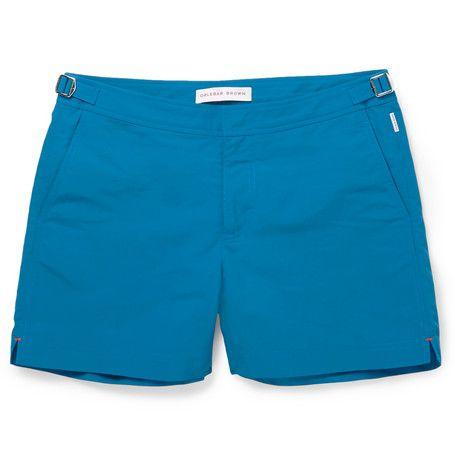 Orlebar Brown Setter Short-Length Swim Shorts   MR PORTER