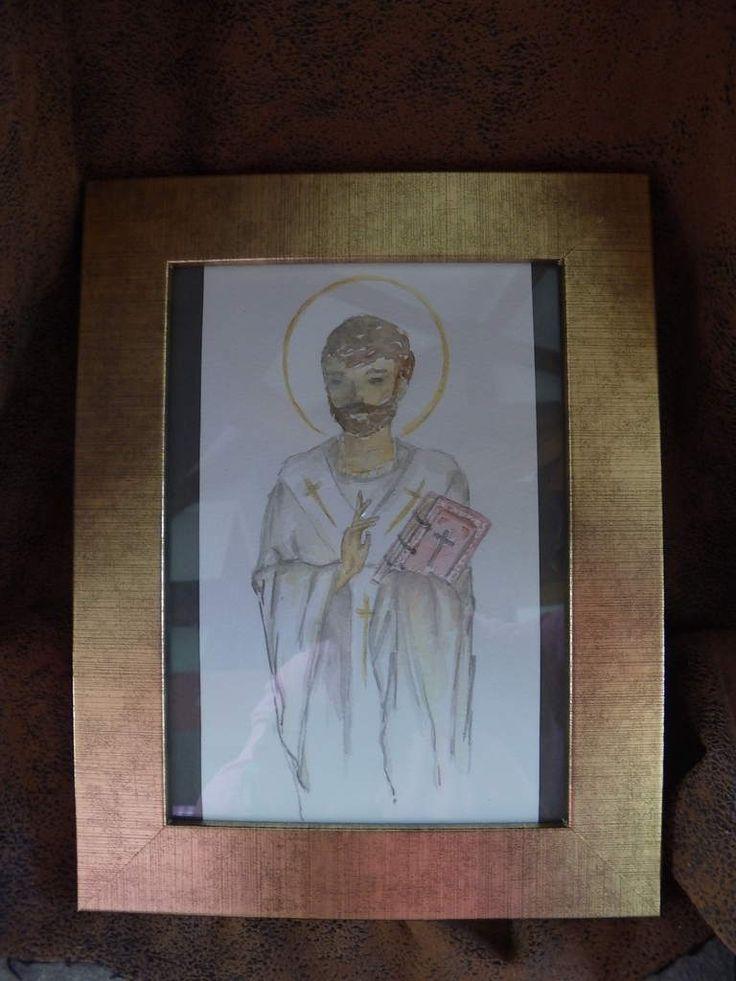 Encadrement saint Jean-Chrysostome