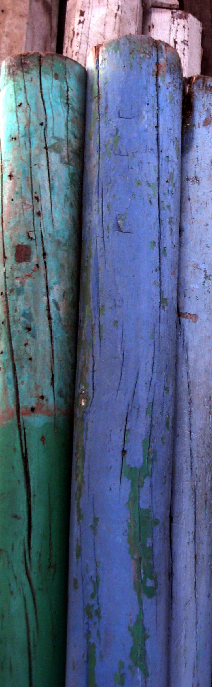 Columnas, Antigüedades Carroza