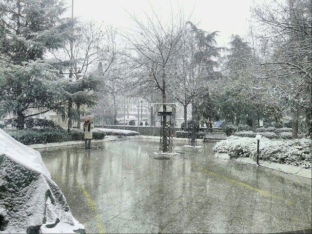 Larissa/Greece - Central Square 30-12-2014