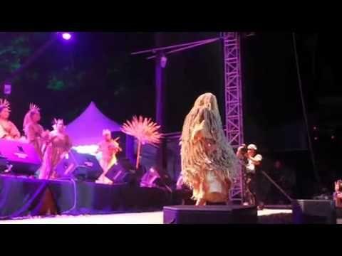 Mah Meri at the Rainforest World Music Festival 2015